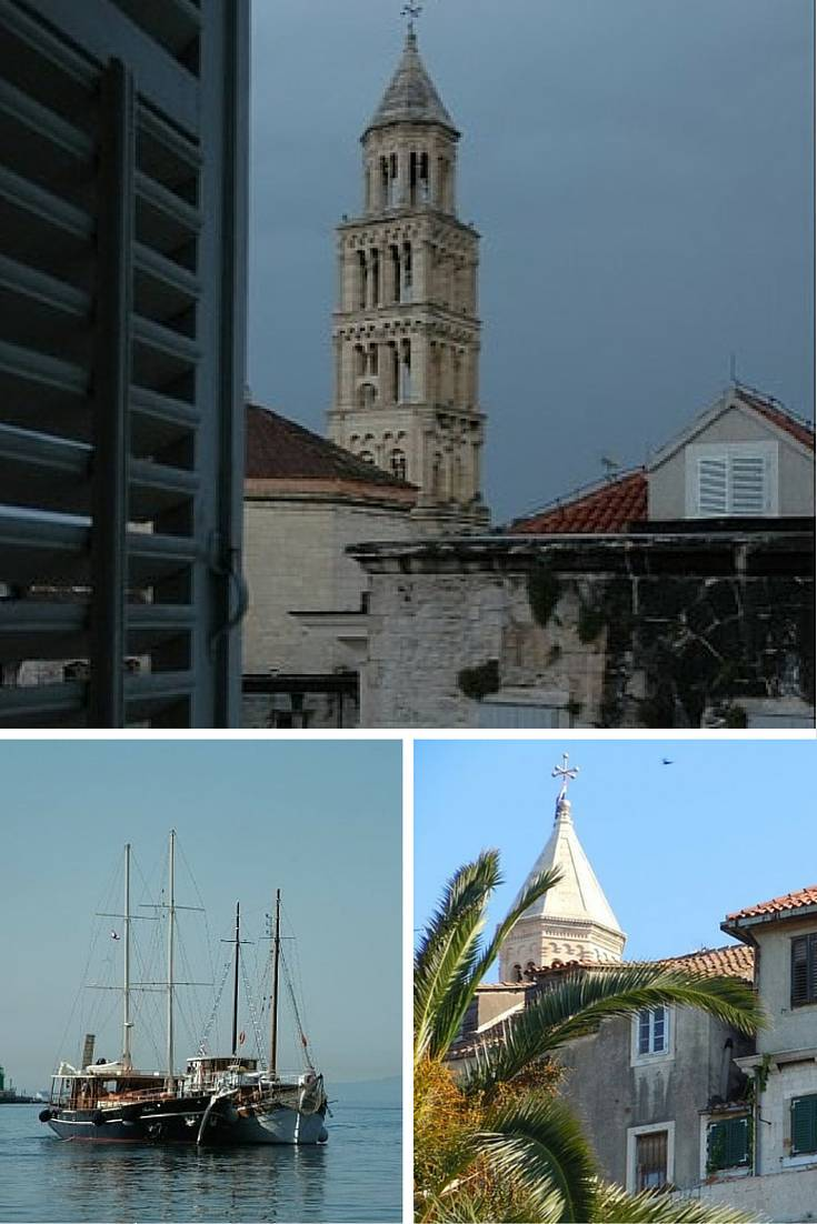 Croatia Travel Inspiration - Can't decide on where to visit in Croatia then why not check out this post on Split vs Dubrovnik...an honest account on the difference between these two hot Croatian destinations. Make sure you add one of these cities onto your Croatia Bucket List as you won't be disappointed.