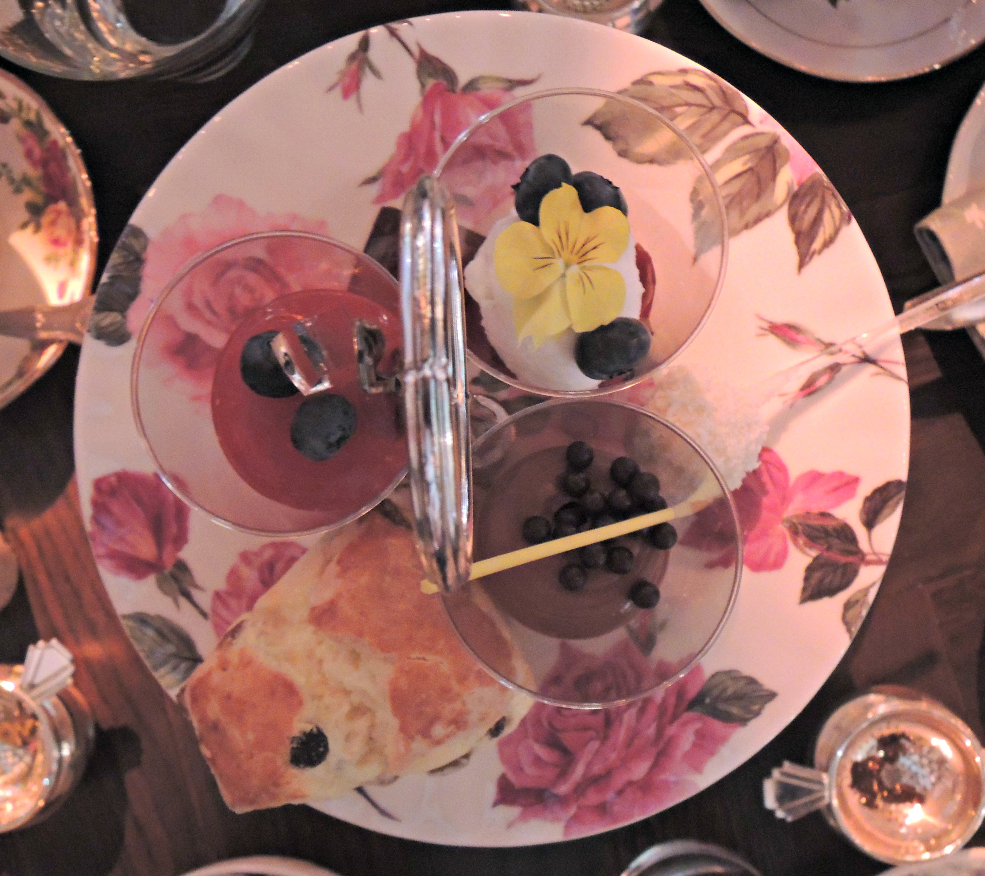 Afternoon Tea At Sketch - Around The World In 80 Pairs Of Shoes