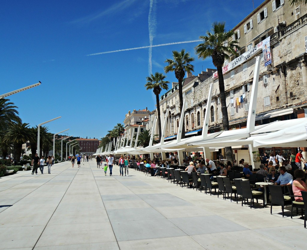 split riva croatia things to do and see 1