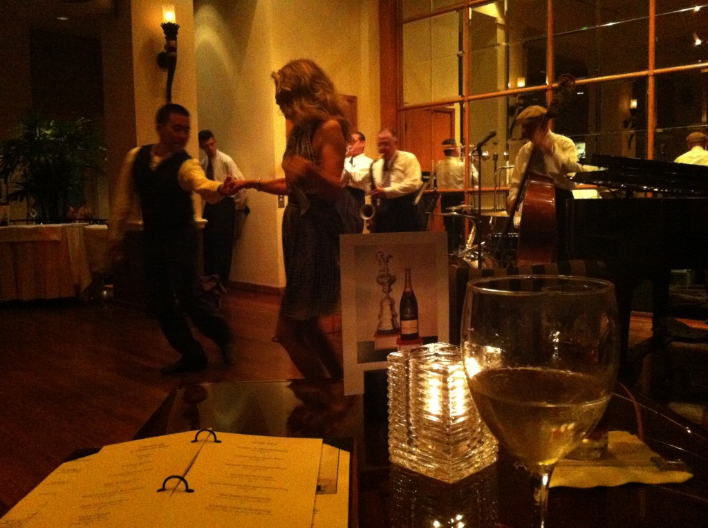 intercontinental mark hopkins san francisco top of the mark new zealand wine dancing