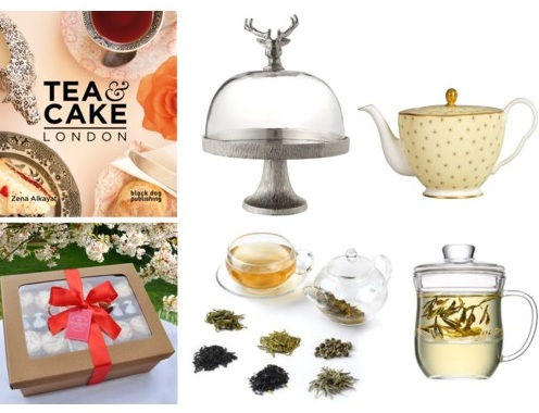 Christmas Present Ideas for a Lover of Afternoon Tea - Around the ...