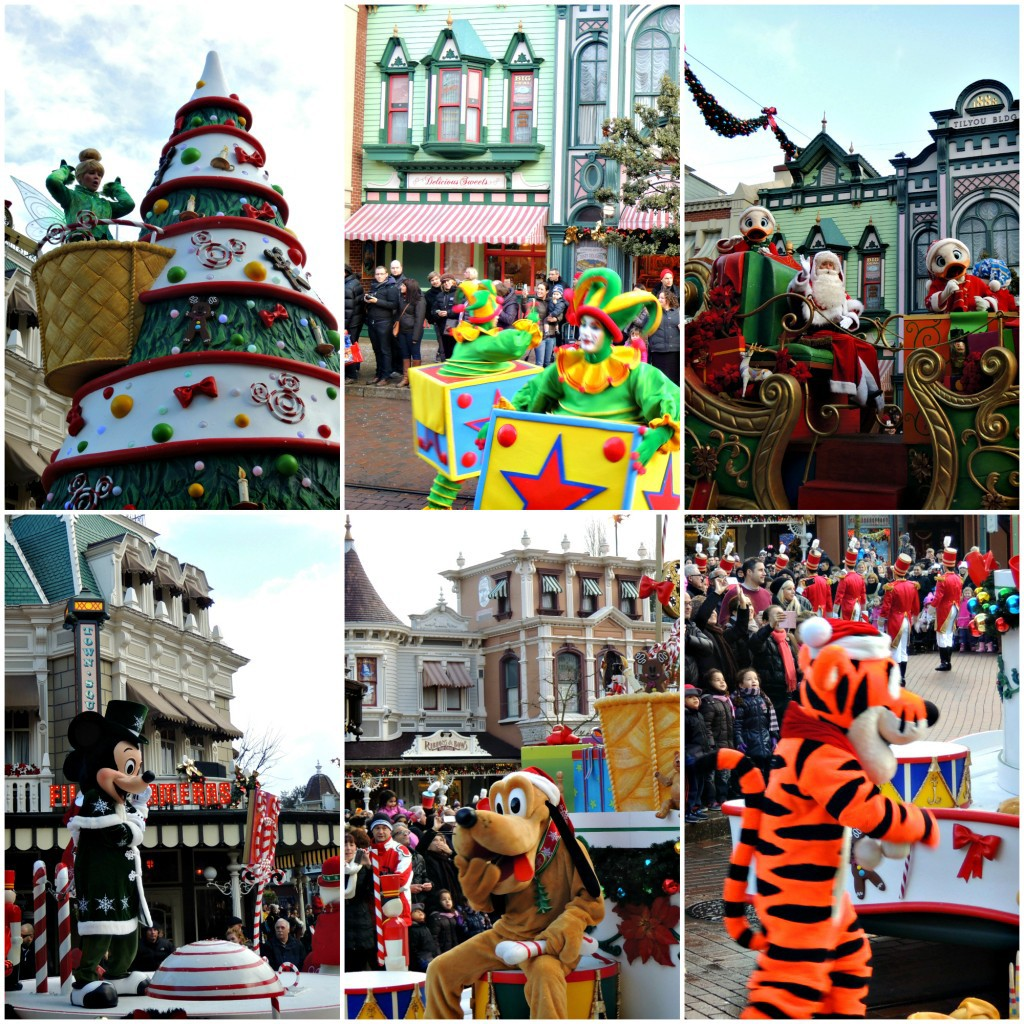 Day-Trip-to-Disneyland-Paris-character-parade
