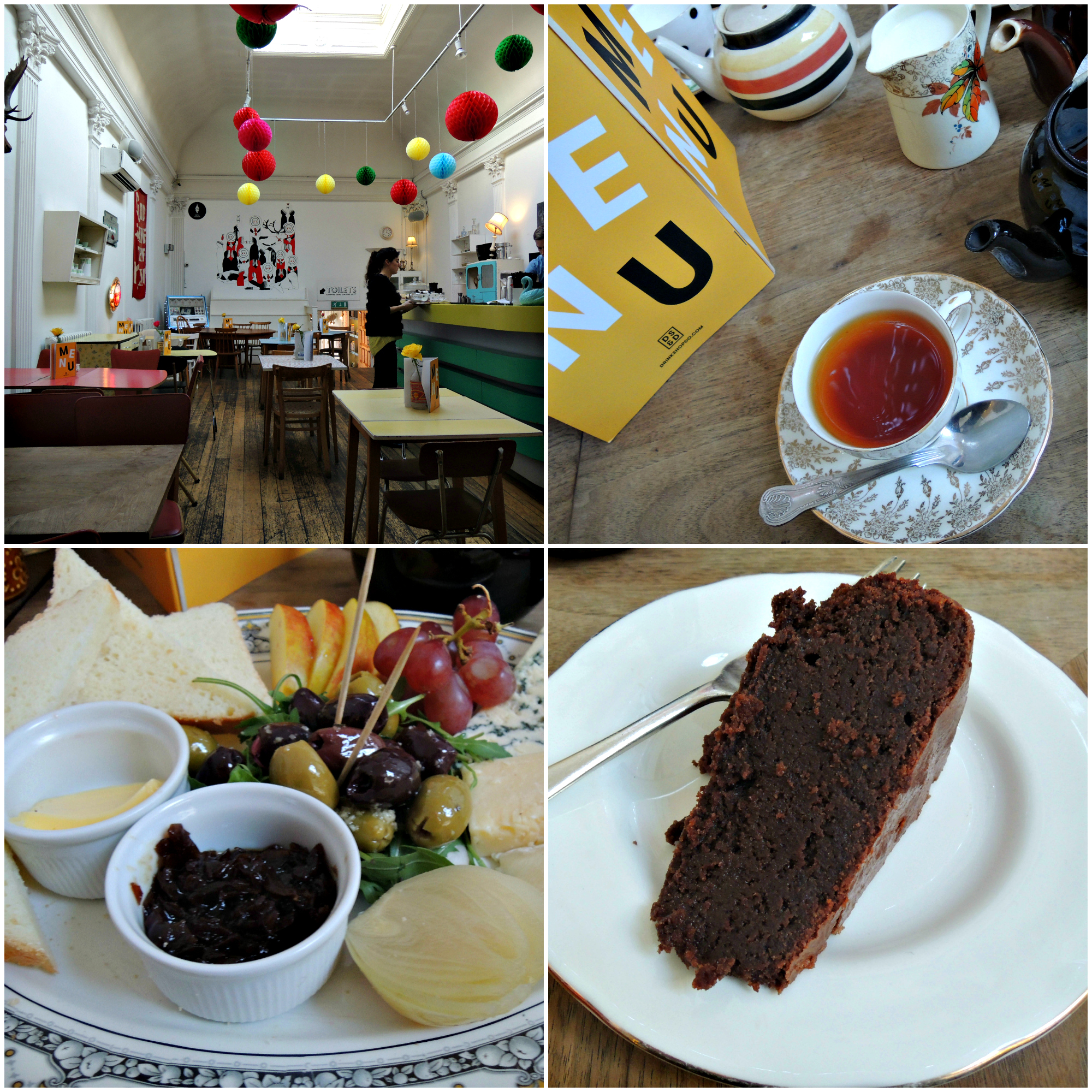 Gluten Free Cake Places In London