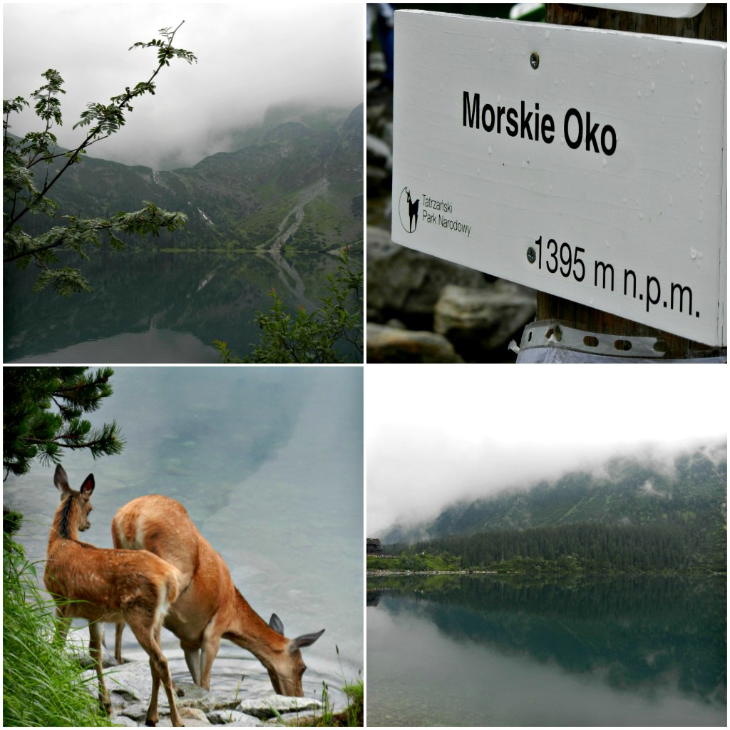 80 pairs of shoes 10 things to do in poland morskie oko