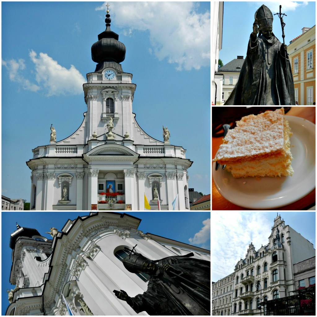 80 pairs of shoes 10 things to do in poland wadowice