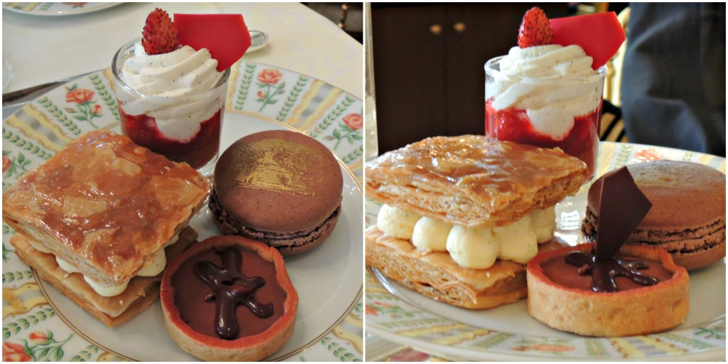 Afternoon Tea at the Four Seasons Hotel George V, Paris - Around the ...