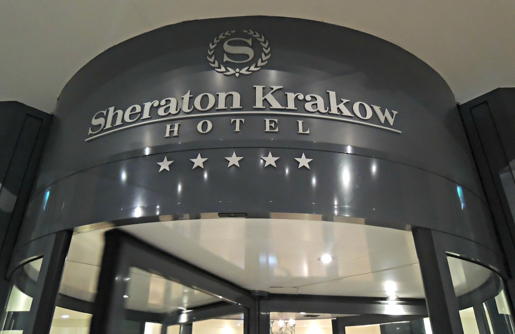 Poland Travel Inspiration - Thinking of visiting Poland on your next vacation to Europe then why not check out my hotel review of this Starwood Brand luxury hotel in Krakow. The Sheraton Krakow has a great location and an amazing rooftop cocktail bar overlooking the famous castle. Click the link to read more of my hotel review of The Sheraton, Krakow.