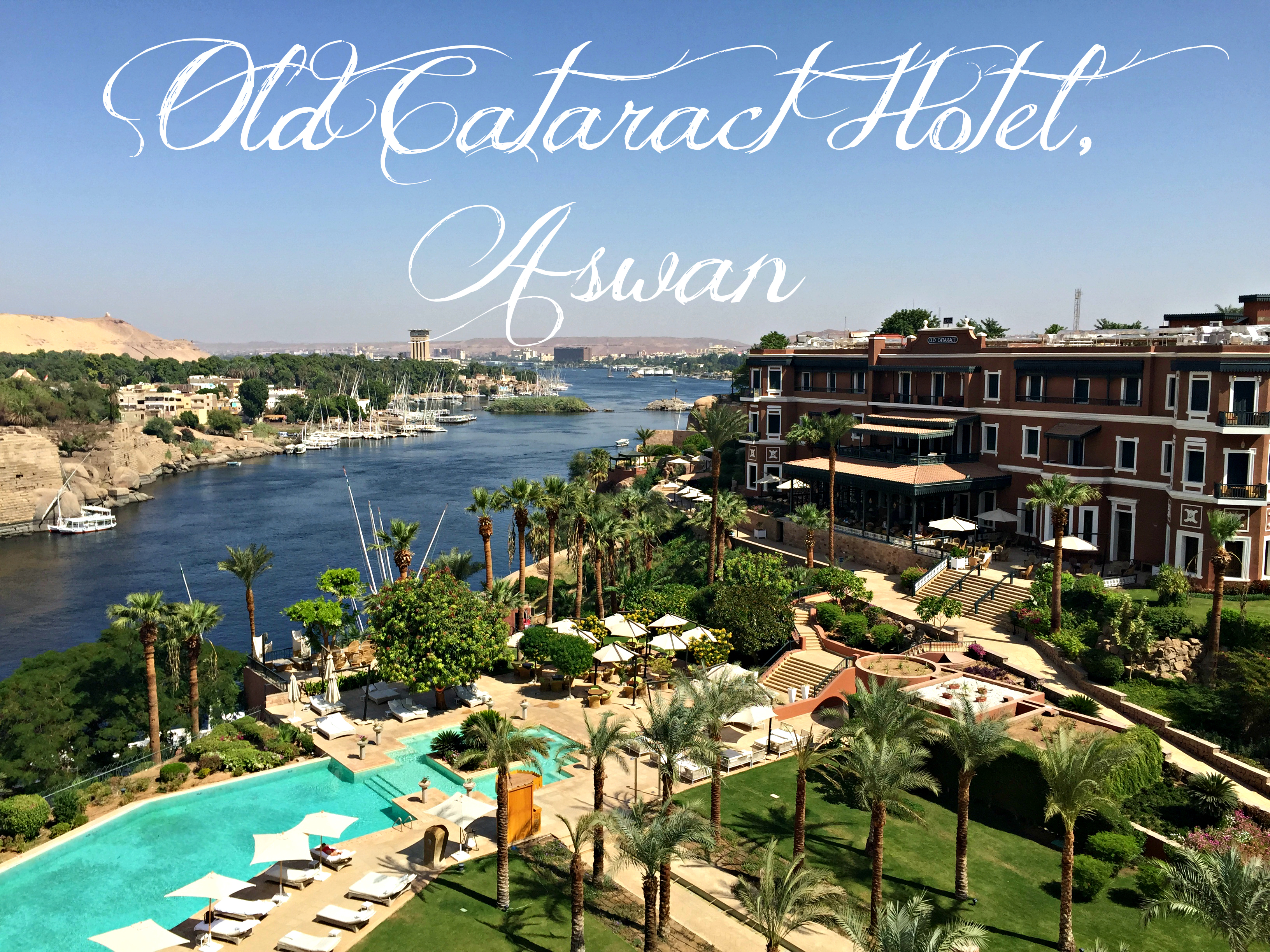 Iconic Luxury Hotels Sofitel Legend Old Cataract Hotel Aswan