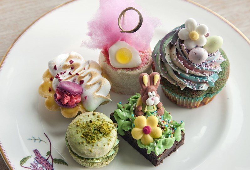 10 Easter Afternoon Teas to Tickle Your Fancy