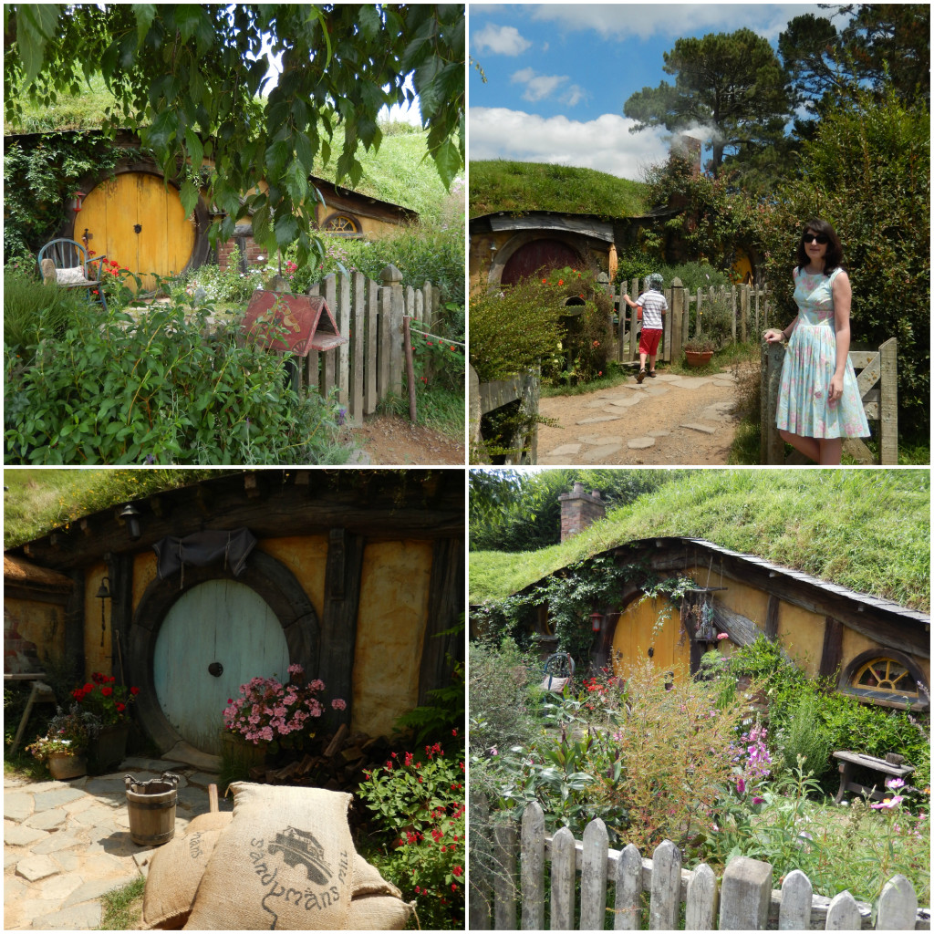 visiting middle earth new zealand the hobbiton movie set tour. Black Bedroom Furniture Sets. Home Design Ideas