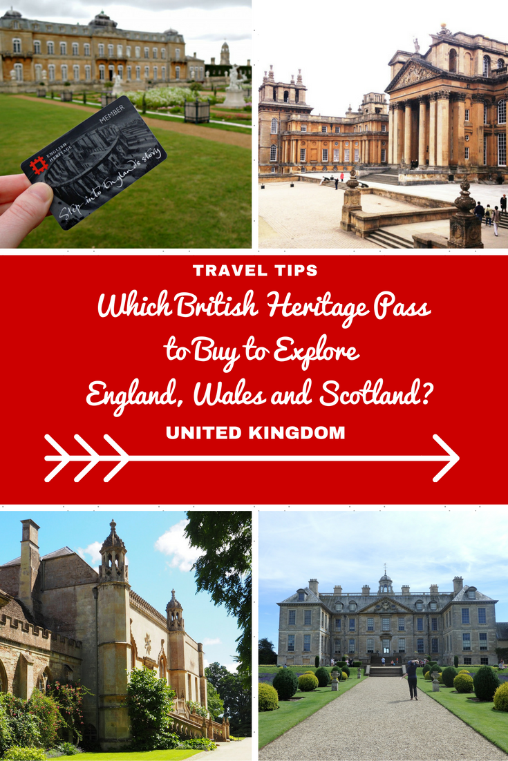 England Travel Inspiration - Confused over which British Heritage Pass to buy to explore England, Wales and Scotland? Let me help you make your decision if the National Trust, English Heritage or Historic Houses Association Pass is right for you plus I share the properties that I've visited with each card. Click the link to read more about these passes for your next England vacation exploring castles, gardens and stately homes.