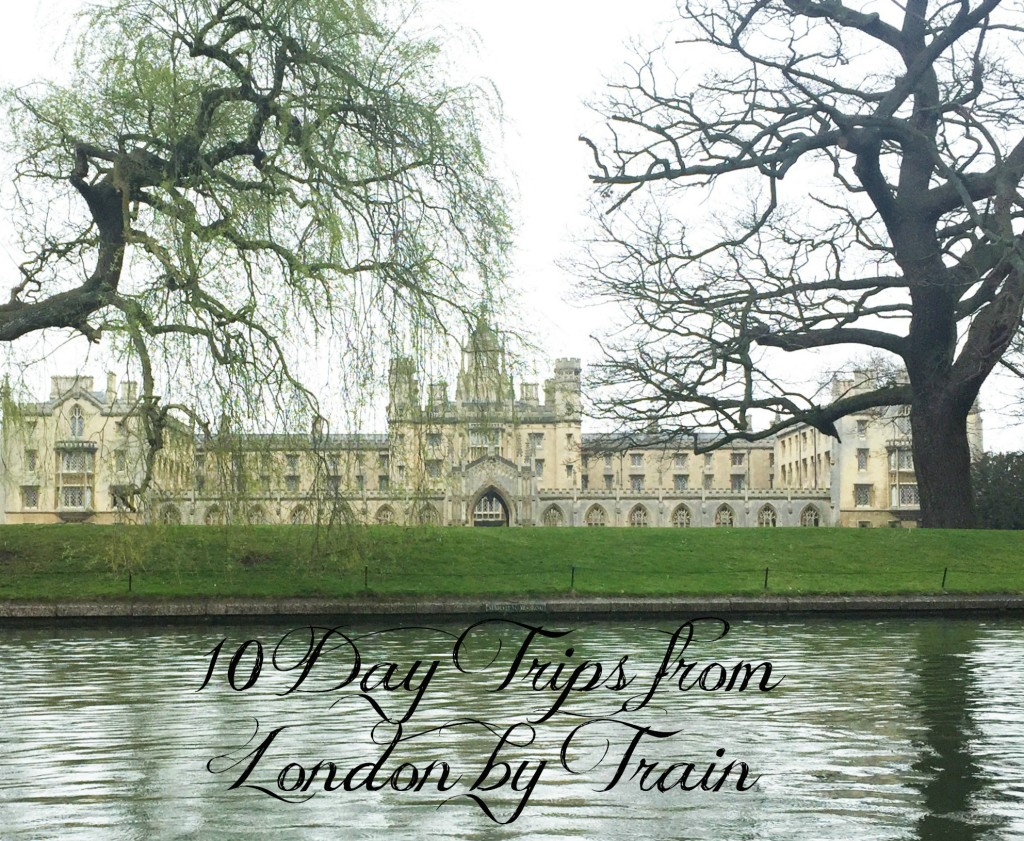 10 Day Trips From London By Train