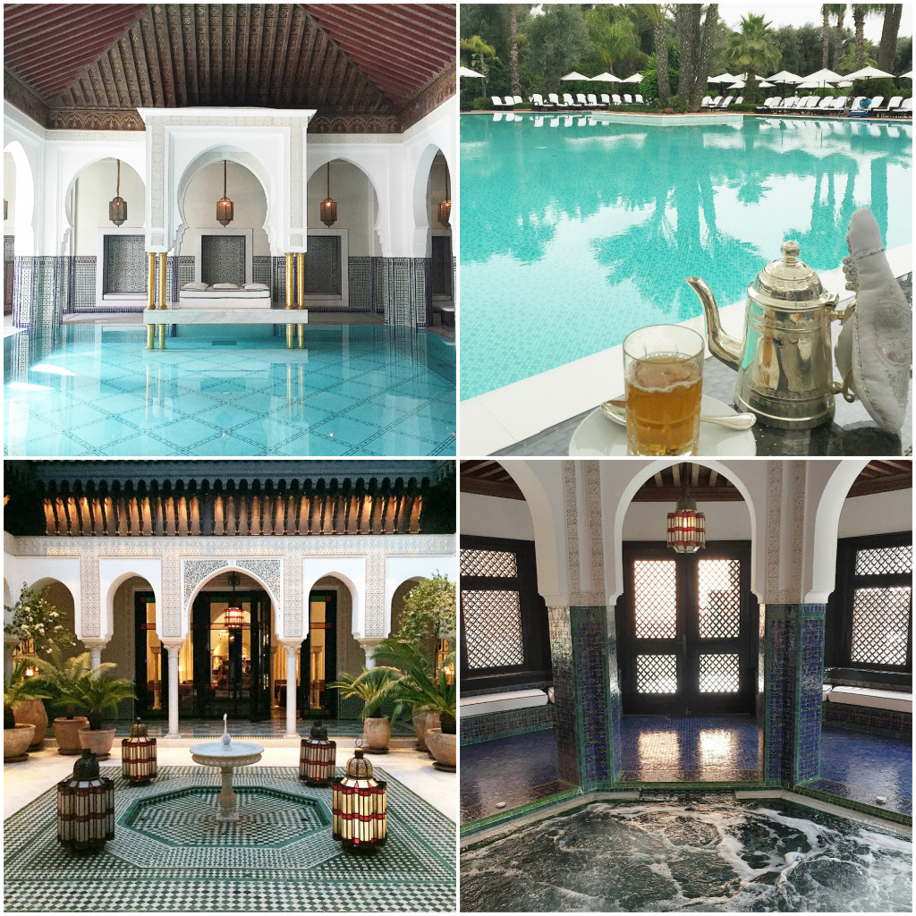 Luxury city break to marrakech morocco