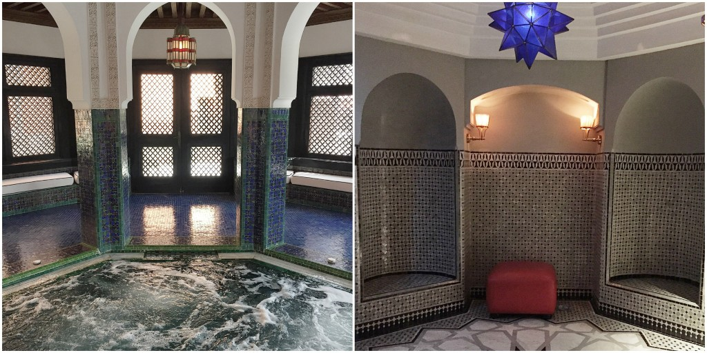 Morocco Travel Inspiration - a relaxing spa day at La Mamounia Hotel in Marrakech, Morocco. If you're looking for spa day ideas then this luxury hotel offers the perfect escape for a blissful day of relaxation. Pop on over to read how you can enjoy a spa day at La Mamounia in Marrakech.