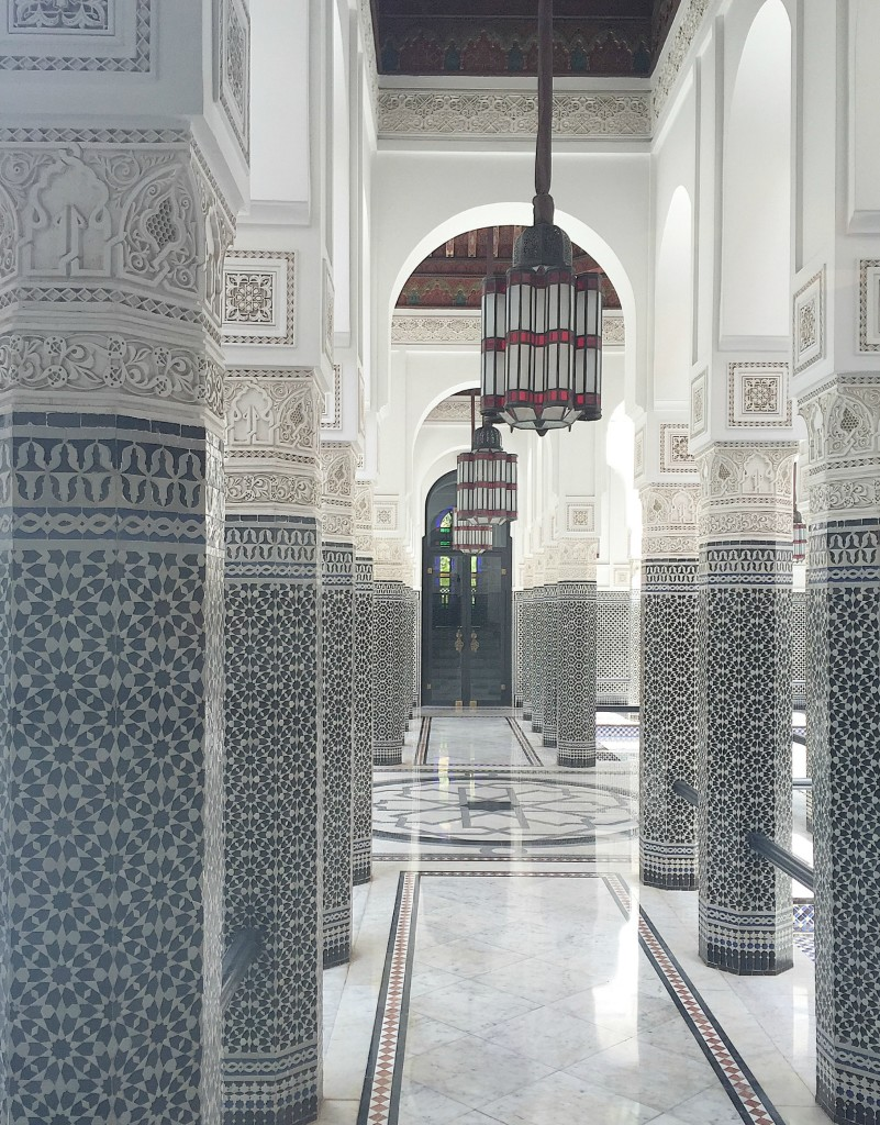 hotel review la mamounia hotel marrakech. Black Bedroom Furniture Sets. Home Design Ideas