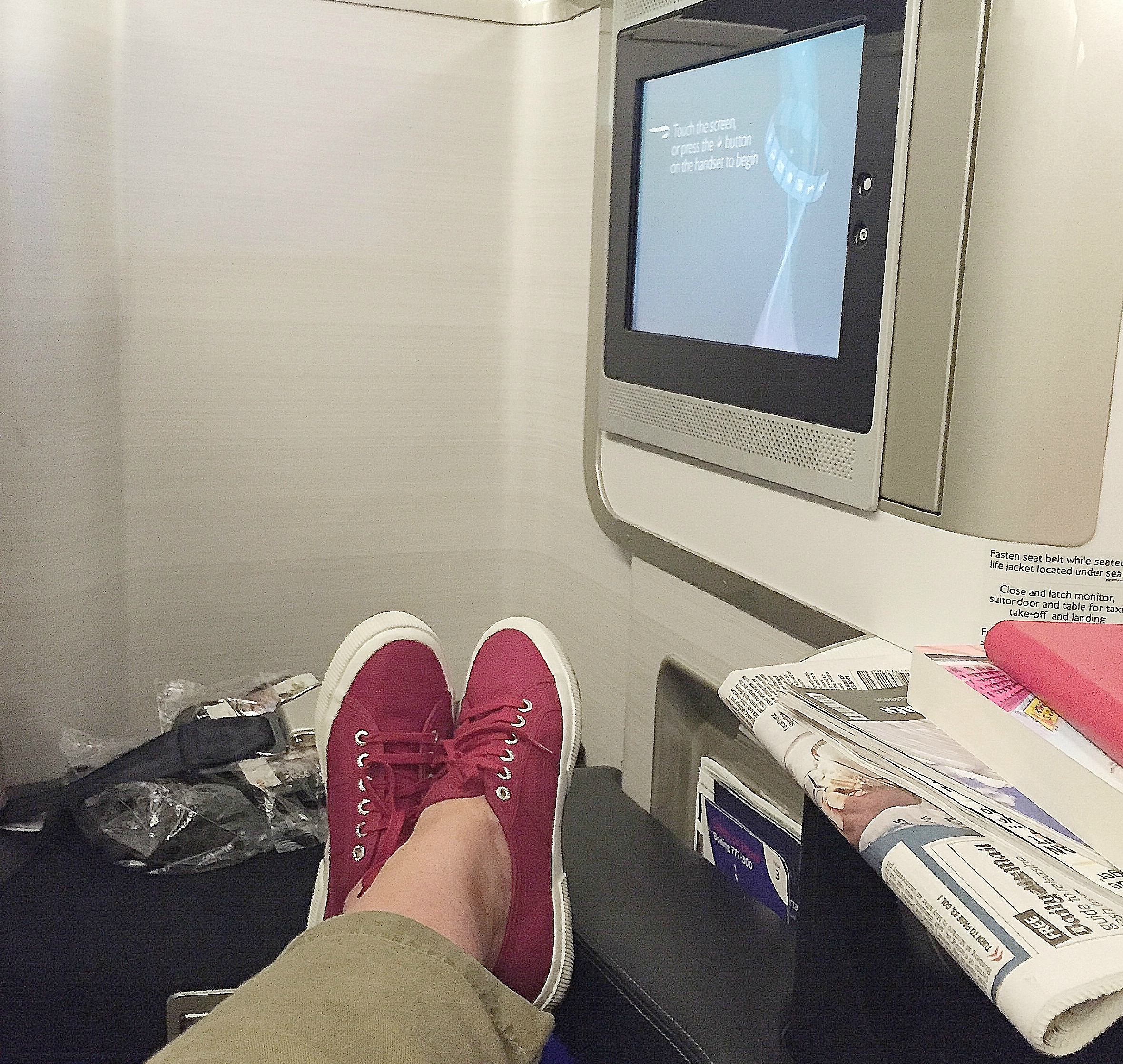 How to score yourself cheap first class flights with ba for only 500 how to score yourself cheap first class flights with british airways for only 500 reheart Choice Image
