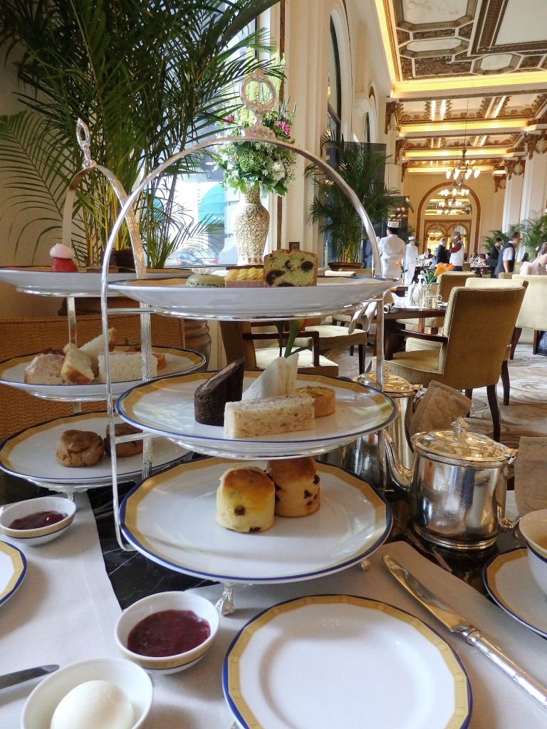 Afternoon Tea Inspiration - Thinking of having afternoon tea on your next vacation here is my cheeky little post on Around the World in 10 Afternoon Teas featuring afternoon teas in London, Scotland, Egypt, New Zealand and Hong Kong!  Warning the images will make you drool!