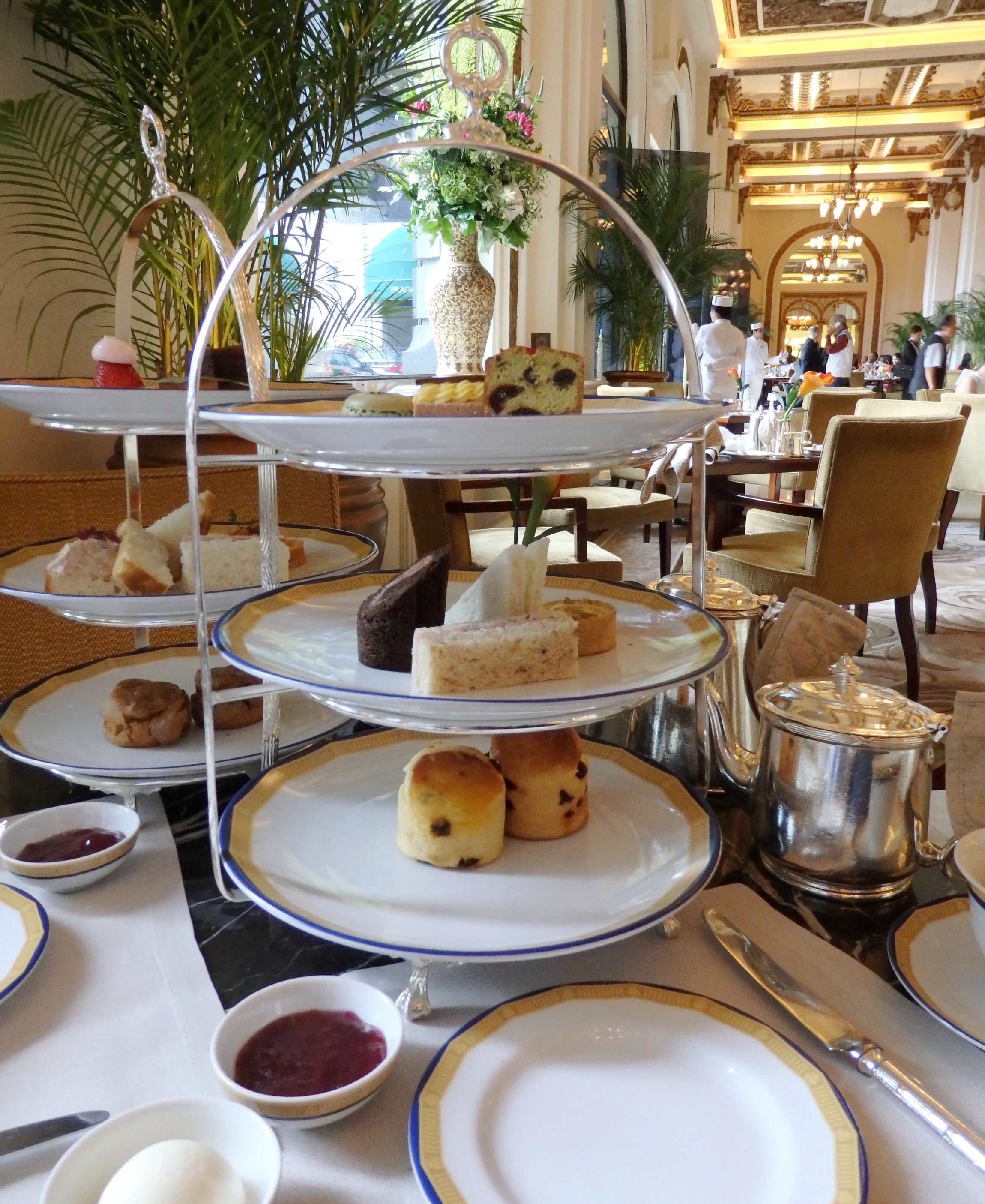 Enjoyable Peninsula Hotel Hong Kong Afternoon Tea Download Free Architecture Designs Terchretrmadebymaigaardcom