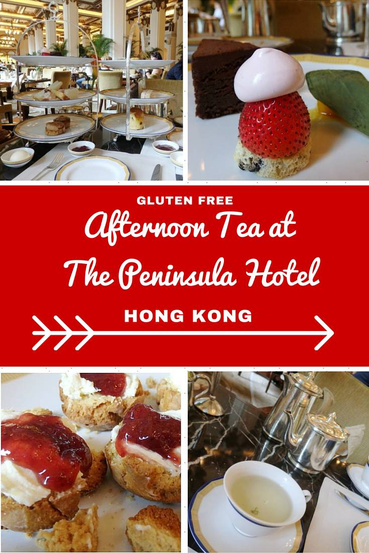Hong Kong Travel Inspiration - Calling all Afternoon Tea Fans! Thinking of heading to Hong Kong on your next vacation and wanting to eat a yummy afternoon tea. Why not read my review of the gluten free afternoon tea at The Peninsula Hotel in Hong Kong...warning the images will make you drool! This luxury hotel is iconic for it's high tea, it's famous guests and for starring in a James Bond Movie!  There are plenty of gluten free food travel tips and afternoon tea reviews at my website www.aroundtheworldin80pairsofshoes.com