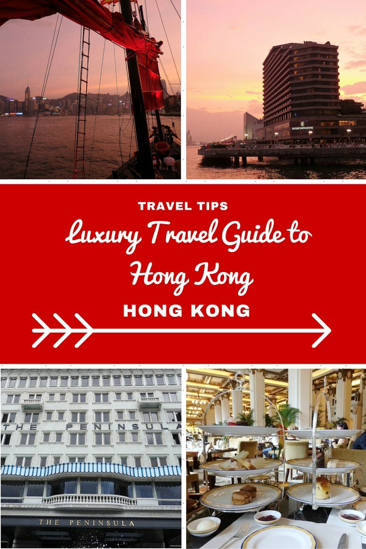 Hong Kong Travel Inspiration - Thinking of heading to Hong Kong on your next vacation then why not check out this luxury travel guide to Hong Kong from places to eat, Hong Kong shopping tips and the most luxurious hotels.  Which Hong Kong Luxury hotel starred in a James Bond movie...find the answer in the post!  There are plenty of Hong Kong travel tips at my website www.aroundtheworldin80pairsofshoes.com