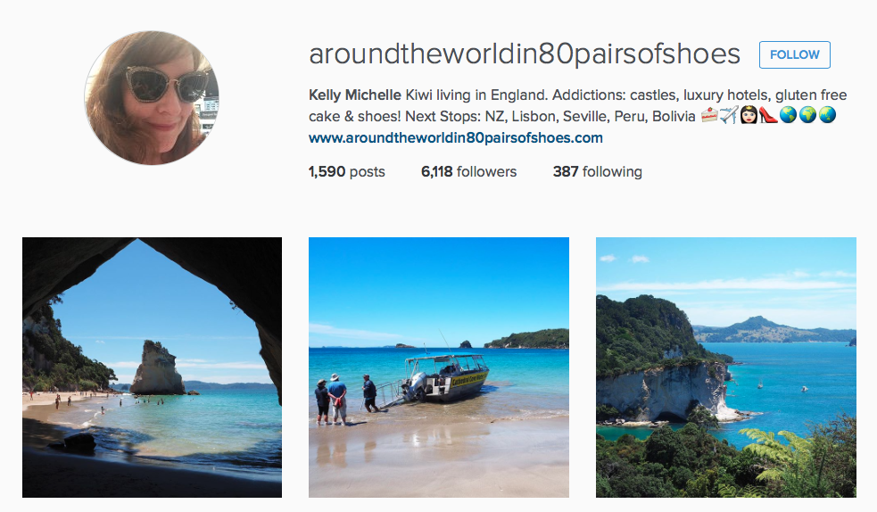 10 Of The Best Travel Instagram Accounts To
