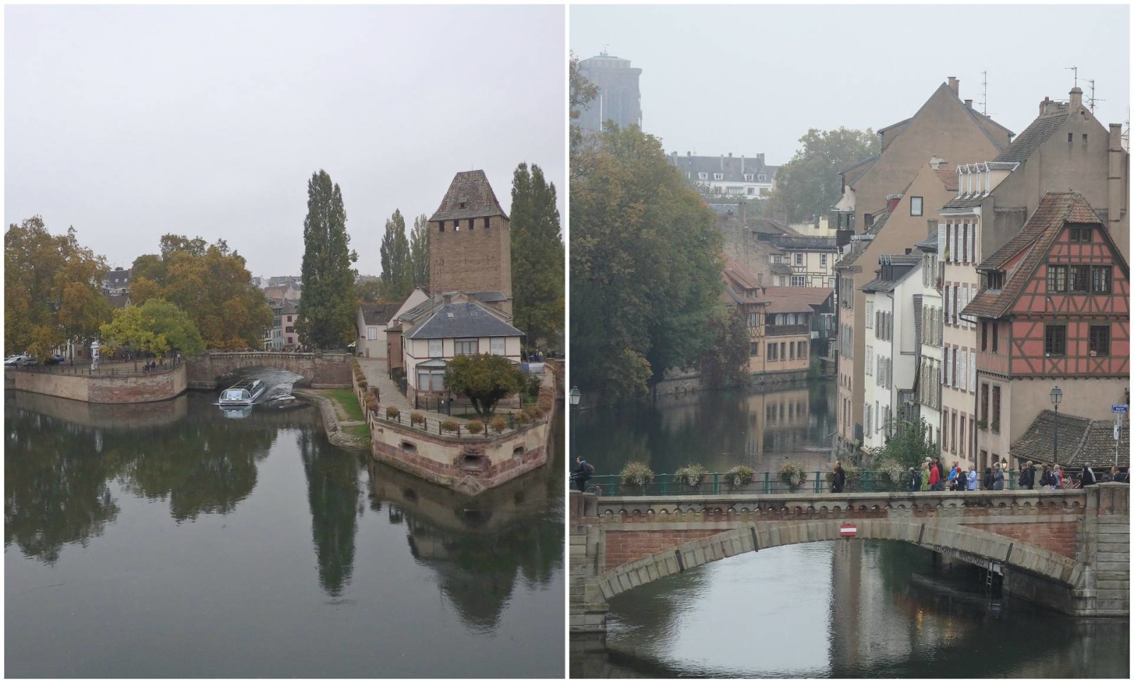 France Travel Inspiration - visiting Strasbourg, France on your next vacation then you've picked one of the prettiest cities in France to visit!  Here's my Guide of Things to Do and See in Strasbourg France...it's a perfect city to visit for 2-3 days plus there are some handy gluten free food traveling tips in there as well.