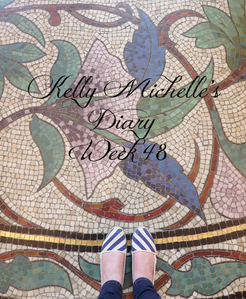 Kelly Michelle's Diary Week 48