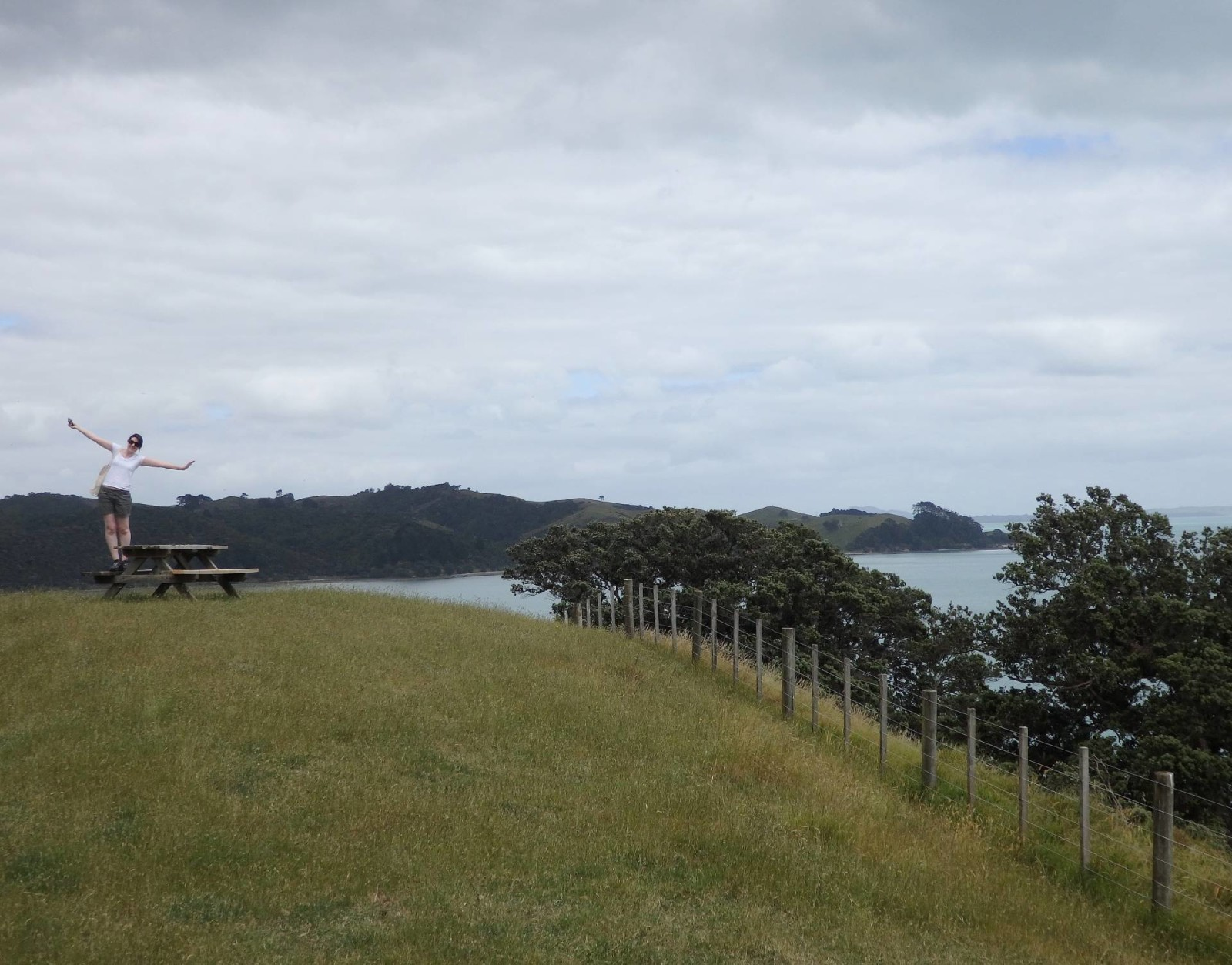 New Zealand Travel Inspiration - Looking for things to do in Auckland City then why not visit the Duder Regional Park in South Auckland which is a super little New Zealand hiking spot with stunning views over the Auckland Gulf. Add this Regional Park to your New Zealand Bucket List.  Click on the link to see more photos and travel tips for Auckland, New Zealand.