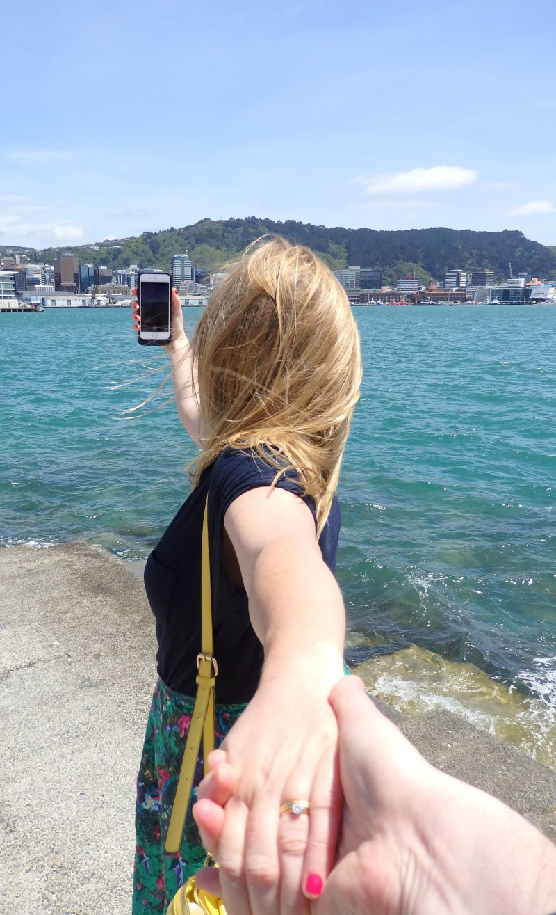 New Zealand Travel Inspiration - visiting New Zealand on your next vacation then here is a handy little 24 Hour Guide to Wellington, New Zealand. Travel Tips on where the locals visit plus all the gluten free food tips to stop your tummy rumbling! Find out why you need to add Wellington to your New Zealand Bucket List.