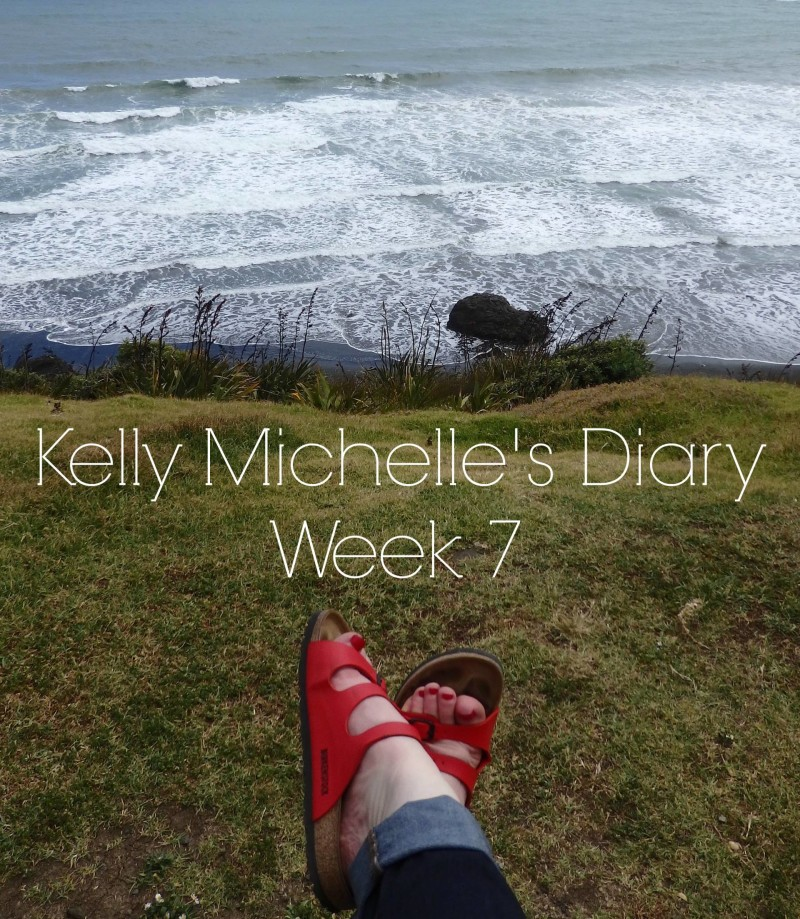 Kelly Michelle's Diary Week 7, 2016