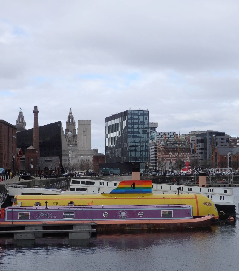 England Travel Inspiration - How to spend 48 hours in Liverpool England. A visit to Liverpool is a must for any Beatles fan visiting England and with more Georgian buildings than Bath, it's super gorgeous. Click the link to read more Liverpool Travel Tips and why you should visit Liverpool.