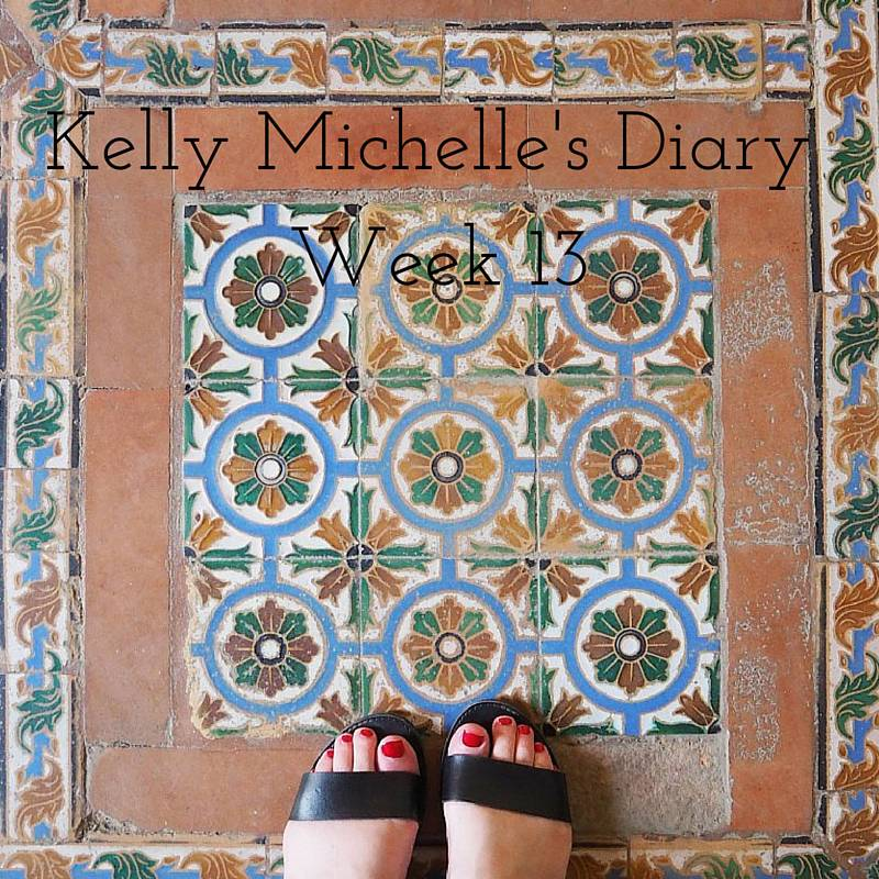Kelly Michelle's Diary Week 13, 2016
