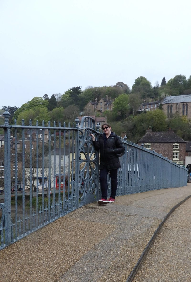 England Travel Inspiration - The perfect day trip exploring Ironbridge in Shropshire, one of England's most beautiful counties and a real hidden gem. Ironbridge is brimming with history as it's the home of the industrial revolution plus this is where the first iron bridge was ever built. Click the link to read my Ironbridge Travel Tips and where to find the best gluten free food while travelling the county.