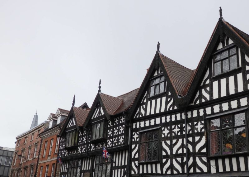 England Travel Inspiration - The perfect day trip exploring Shrewsbury in Shropshire, one of England's most beautiful counties and a real hidden gem. Shrewsbury is brimming with history and is the birth place of Charles Darwin and Shrewsbury biscuits! Click the link to read my Shrewsbury Travel Tips and where to find the best gluten free food while travelling the county.