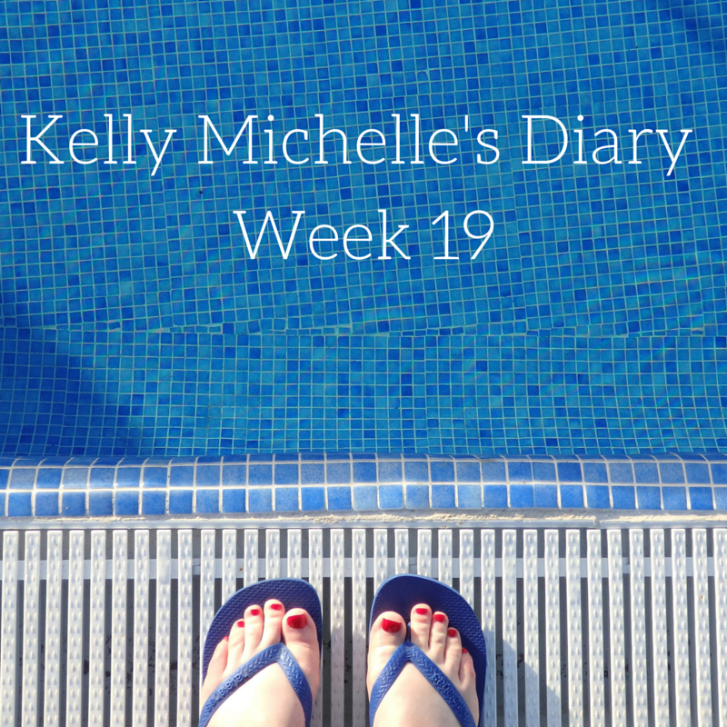 Kelly Michelle's Diary Week 19, 2016