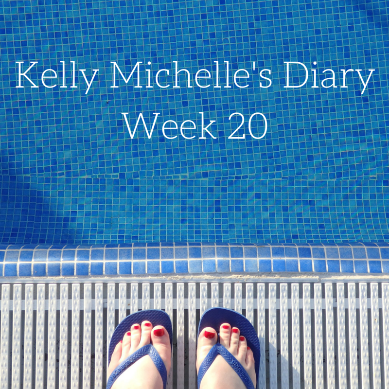Kelly Michelle's Diary Week 20