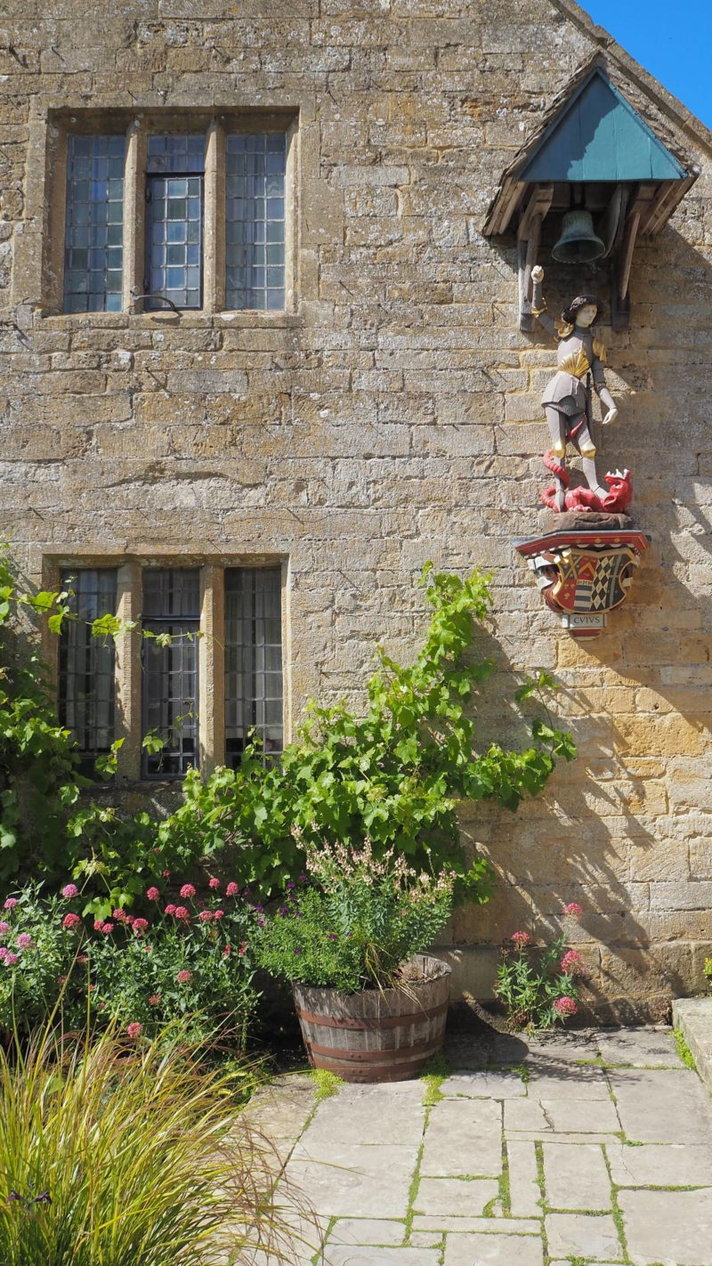 England Travel Inspiration - Exploring the National Trust property in the Cotswolds, Snowshill Manor and Gardens. A unique collection of treasures collected over the years from around the world. Close to Broadway is Cotswolds Lavender, row upon row of lavender to rival the French lavender fields. Click the link to read my Travel Tips for the Cotswolds!
