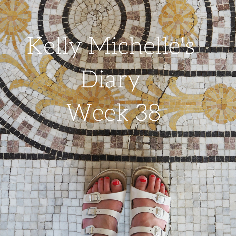 Kelly Michelle's Diary Week 38, 2016