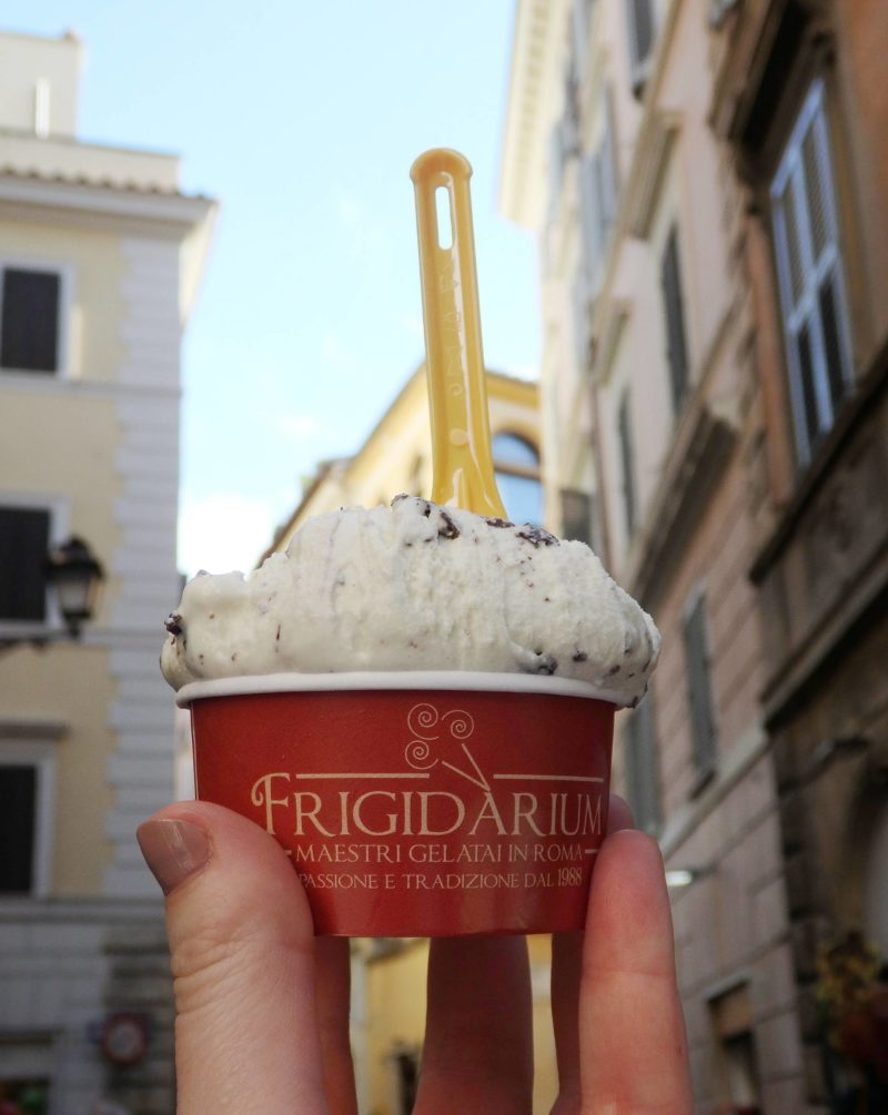 Italy Travel Inspiration - My Gluten Free Rome Guide; a must read if you are travelling to Italy. You won't go hungry on your next vacation with these handy travel tips on where to find gluten free food including gelato, gluten free pasta and pizza...plus the must visit gluten free restaurant in the whole of Rome! Warning: the images will make you drool.