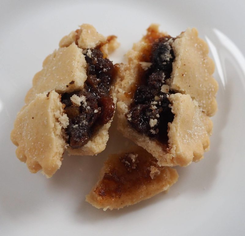 The Great British Gluten Free Mince Pie Bake Off - who makes the best gluten free mince pies this christmas; Sainsbury's, Marks & Spencer, Tesco and Waitrose