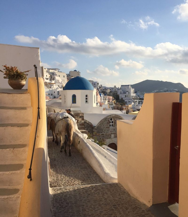 Greece Travel Inspiration - Do you want to visit the stunning Greek Island of Santorini however the cost is putting you off then let me show you what to expect if you visit Santorini during Winter or Fall. From cheap accommodation in Oia to the weather...pop on over to the blog to check out all my travel tips to help you plan your next dream vacation.