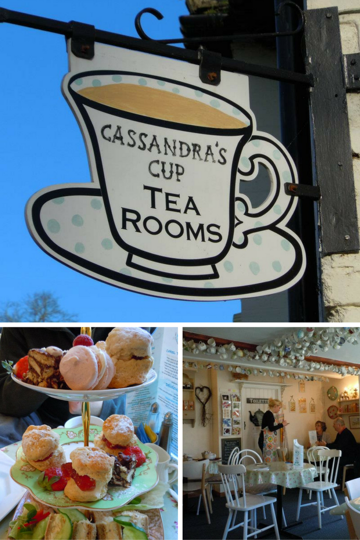 England Travel Inspiration - Jane Austen is one of my favourite authors and yes, I have a Jane Austen bucket list! From places she lived during her life to various BBC filming locations Chawton Cassandra's Tea Rooms