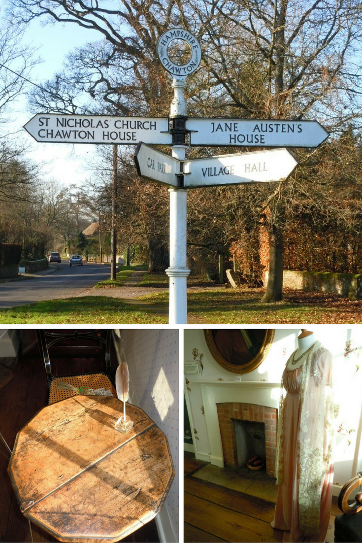 England Travel Inspiration - Jane Austen is one of my favourite authors and yes, I have a Jane Austen bucket list! From places she lived during her life to various BBC filming locations Chawton Jane Austen House Museum