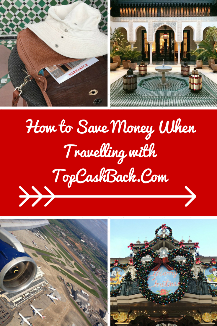 Frugal Friday - How to Save Money When Travelling with TopCashBack.Com. Regardless if you travel on a budget or like staying in a luxury hotel or two, this website will help you save money. There are so many travel hacks, finance tips, travel tips and tricks out there on offer however just with one simple click you can be earning cash back when booking your next holiday, travel magazine subscription or train ticket. Pop over to see the many different ways you can be saving!