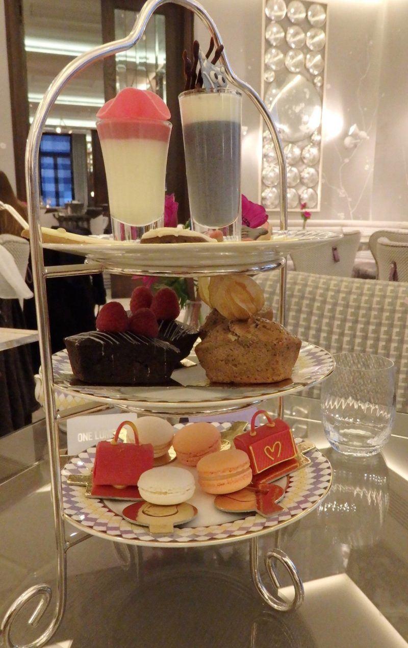 London Travel Inspiration - Thinking of heading to London on your next vacation and wanting to eat a yummy afternoon tea. Why not read my review of the Pret-a-Portea gluten free Afternoon Tea at The Berkeley in London; one of London's most luxurious hotels...warning the images will make you drool! There are plenty of gluten free food travel tips and afternoon tea reviews at my blog www.aroundtheworldin80pairsofshoes.com