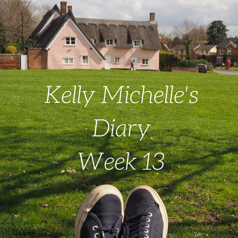 Kelly Michelle's Diary Week 13, 2017