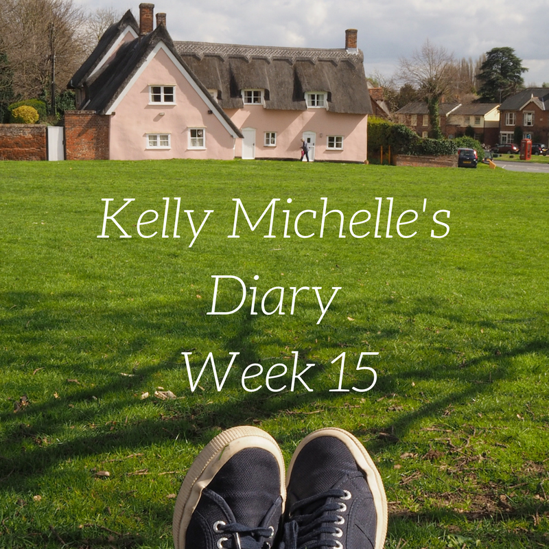 Kelly Michelle's Diary Week 15, 2017