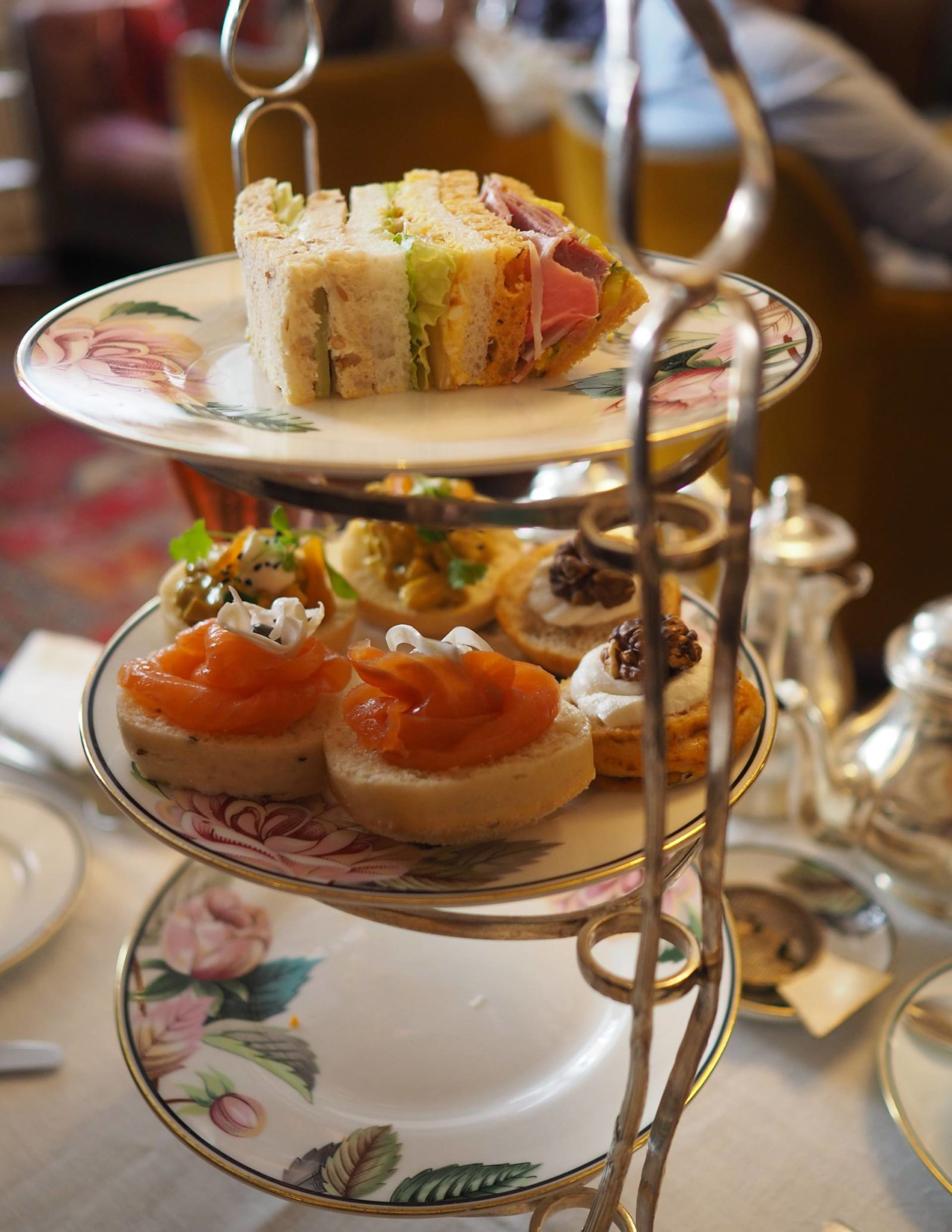 gluten free afternoon tea: brown's hotel, london - my 2017 review