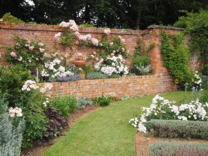 England Travel Inspiration - Beautiful British Gardens: Coton Manor Gardens, Northamptonshire is one of the most beautiful places to visit to see a classic english country garden full of climbing roses and flowers galore. Why not plan your visit take a traditional afternoon tea in the courtyard and check out the pet flamingos in the gardens. If you love National Trust gardens then this garden is a must see on your next vacation to England. Pop over to my blog to see more photos of these magical gardens.