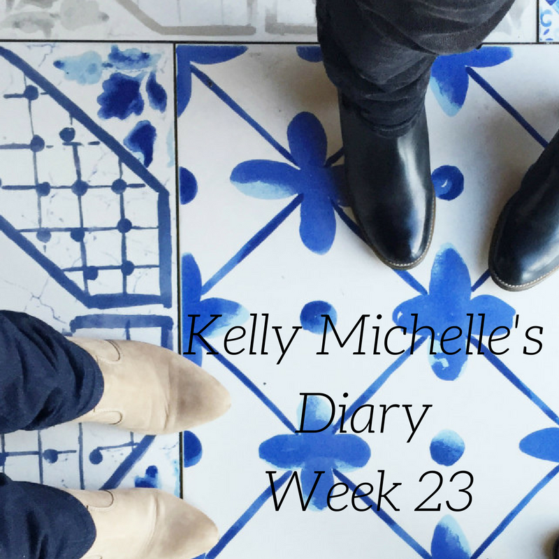 Kelly Michelle's Diary Week 23, 2017